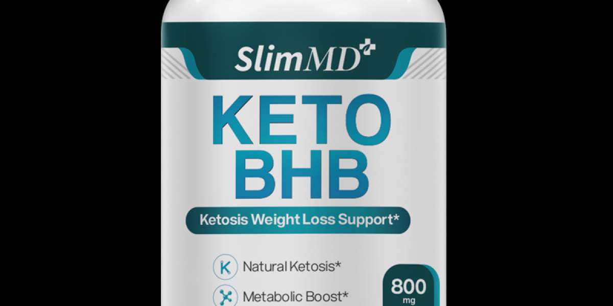 Slim MD Keto BHB Reviews – Benefits, Side Effects, Price & How To Use!
