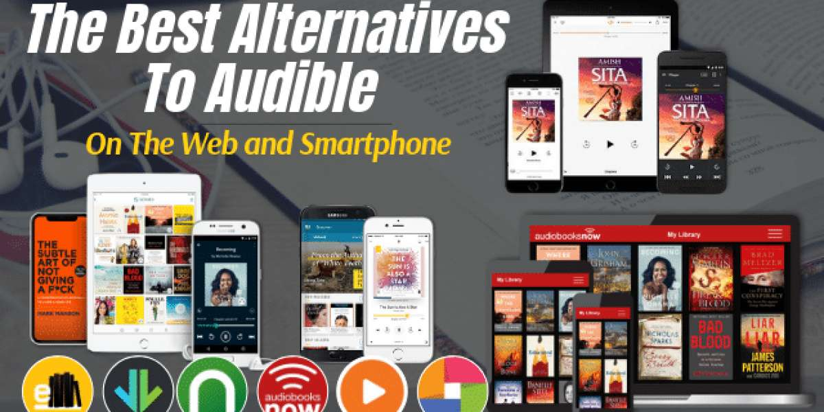 Best Audible Alternative: Now No More Expensive Audiobooks