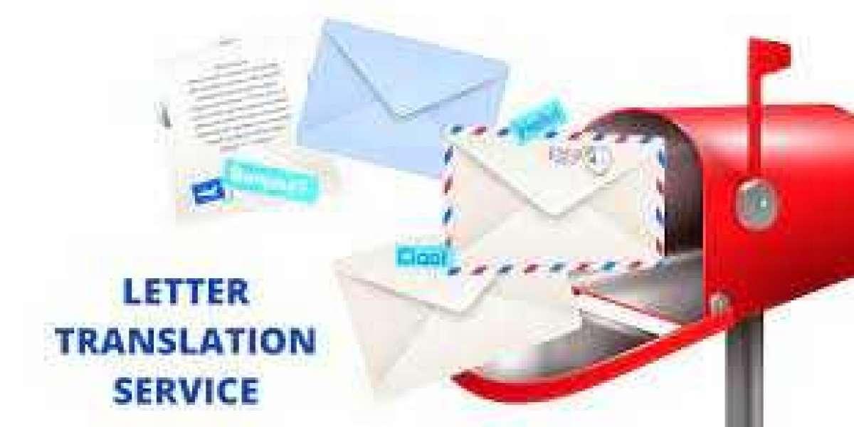 Distinguishing Aspect About Letter Translation