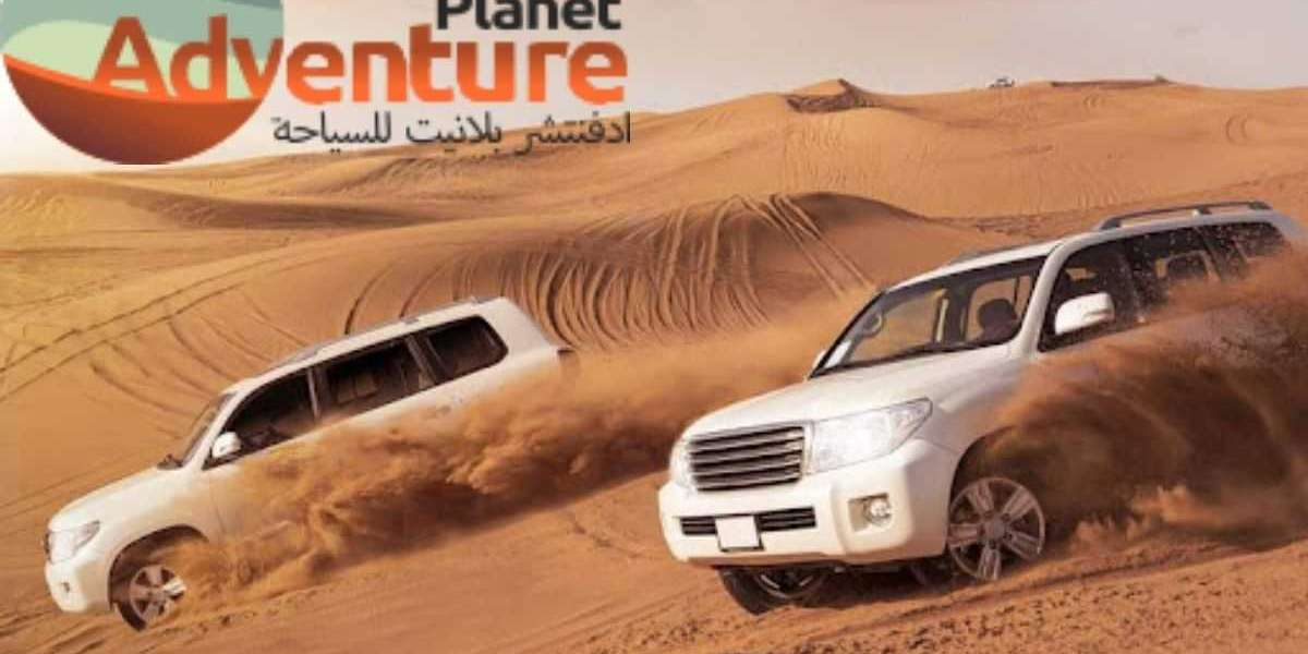 How about we Begin Desert Safari in Dubai