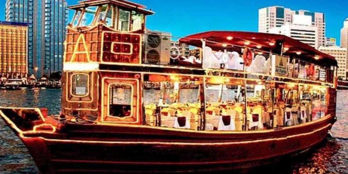 The Dhow cruise entertainment schedule