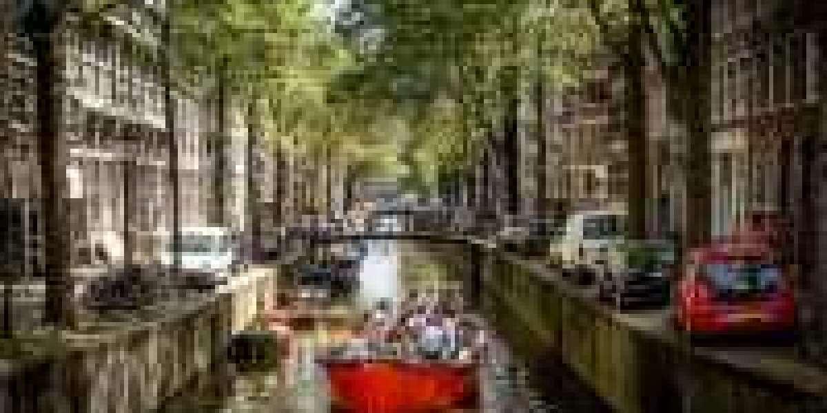 Rent A Private Boat In Amsterdam